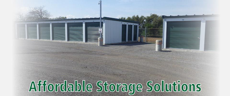 Affordable Storage Solutions | units